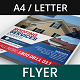 Roofing Experts Promotional Flyer - GraphicRiver Item for Sale