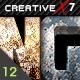 CreativeX7 - 12 Photoshop Stones Styles - GraphicRiver Item for Sale