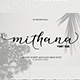 Mithana Font Duo - GraphicRiver Item for Sale