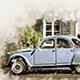 Vintage Painter Photoshop Action - GraphicRiver Item for Sale