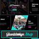 DJ Disc Jockey Powerpoint Presentation - GraphicRiver Item for Sale