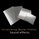 Scratching Metal Plates Sounds