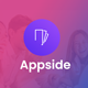 Appside - React App Landing Page - ThemeForest Item for Sale