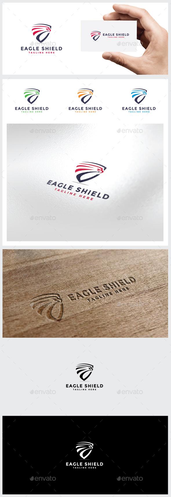 Eagle / Shield Logo