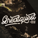 Greatquest bold script - GraphicRiver Item for Sale