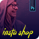 Instagram Shop Template - GraphicRiver Item for Sale