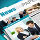 Newspaper Template - GraphicRiver Item for Sale