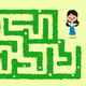 Vector Maze - GraphicRiver Item for Sale