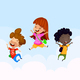 Happy Kids - GraphicRiver Item for Sale