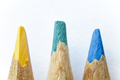 Casually knife sharpened colored pencils - PhotoDune Item for Sale