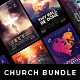 Church Flyer & Poster Bundle 6 in 1 - GraphicRiver Item for Sale