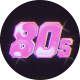Retro Wave City Logo - VideoHive Item for Sale