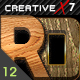 CreativeX7 - 12 Photoshop Natural Wood Styles - GraphicRiver Item for Sale
