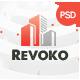 Revoko - Construction PSD Template - ThemeForest Item for Sale