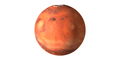 Mars planet red surface seen from space - PhotoDune Item for Sale