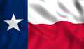 Texas flag waving in the wind - PhotoDune Item for Sale