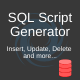 SQL Script Generator - CodeCanyon Item for Sale