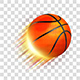 Basketball Flying - GraphicRiver Item for Sale
