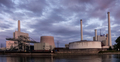 Coal powered electricity plant - PhotoDune Item for Sale