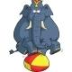 Circus Elephant - GraphicRiver Item for Sale