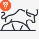 Minotaur Logo - GraphicRiver Item for Sale