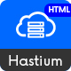 Hastium - Web Hosting and Technology HTML5 Template - ThemeForest Item for Sale