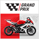 GrandPrix - Motorcycle WordPress Theme - ThemeForest Item for Sale