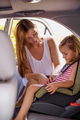 car drive with children - PhotoDune Item for Sale