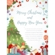 Merry Christmas and Happy New Year Hand Drawn Card - GraphicRiver Item for Sale
