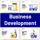 10 Business and Development Illustrations - GraphicRiver Item for Sale