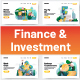 10 Finance and Investment Illustrations - GraphicRiver Item for Sale