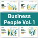 10 Business People Illustration Vol 1 - GraphicRiver Item for Sale