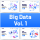 10 Data Illustration Vol 1 - GraphicRiver Item for Sale