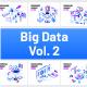 10 Data Illustration Vol 2 - GraphicRiver Item for Sale