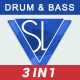 Motivational Drum and Bass Pack