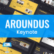 Aroundus Keynote Template - GraphicRiver Item for Sale