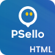Psello - Classified listing HTML Template - ThemeForest Item for Sale