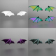 Bat wings halloween SPECIAL PRICE - 3DOcean Item for Sale