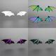 Bat wings halloween SPECIAL PRICE - 3DOcean Item for Sale