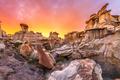 Bisti/De-Na-Zin Wilderness, New Mexico, USA - PhotoDune Item for Sale