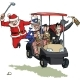 Festive Golf Party - GraphicRiver Item for Sale