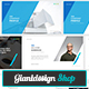 Company Profile Google Slides Presentation - GraphicRiver Item for Sale