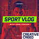 Sport Youtube Channel Opener / Event Promo / Fitness and Workout / Dynamic Typography - VideoHive Item for Sale