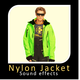 Put on Nylon Jacket Sounds