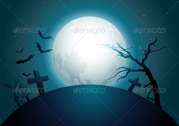 Halloween Midnight.
