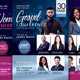 Church Conference  Flyer Template V5 - GraphicRiver Item for Sale