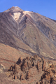 view of Mount Teide in Teide national park - PhotoDune Item for Sale