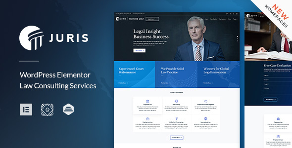 Juris - Law, Lawyer and Attorney