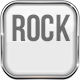 Bass Guitar Rock Logo