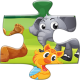 Animal Puzzle HTML5 Game - CodeCanyon Item for Sale